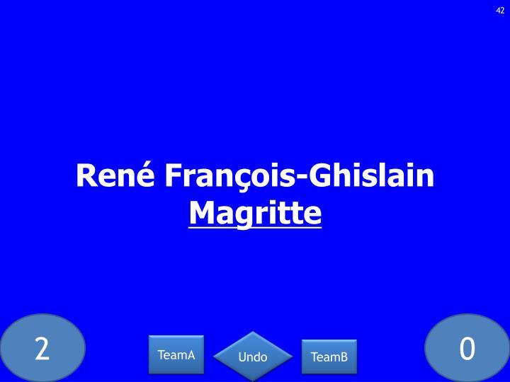 René François-Ghislain
