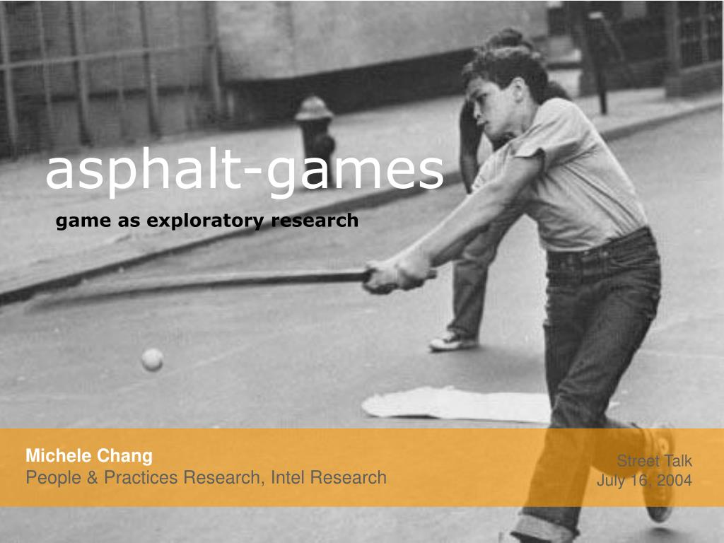 asphalt-games