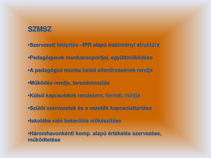 SZMSZ