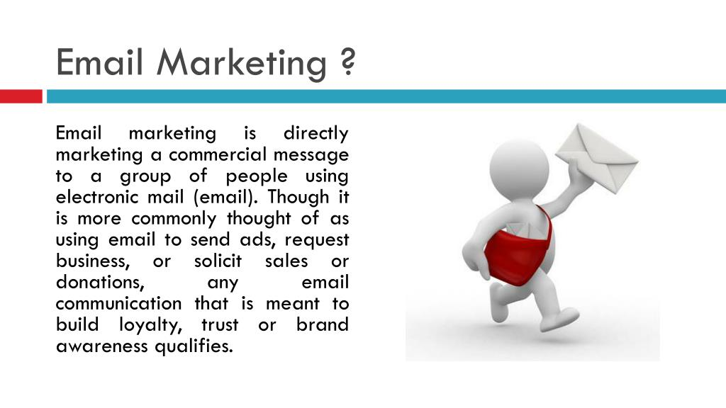 Email Marketing ?