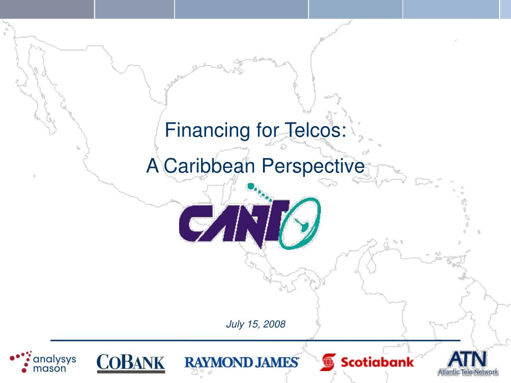 Financing for Telcos: