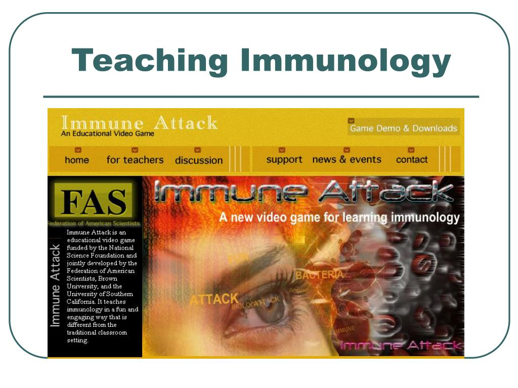 Teaching Immunology