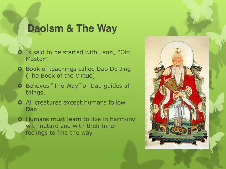Daoism & The Way