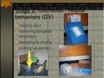 stage 2 courteous helpful behaviors dv