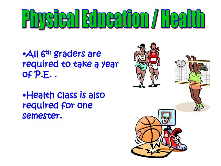 Physical Education / Health