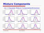 mixture components