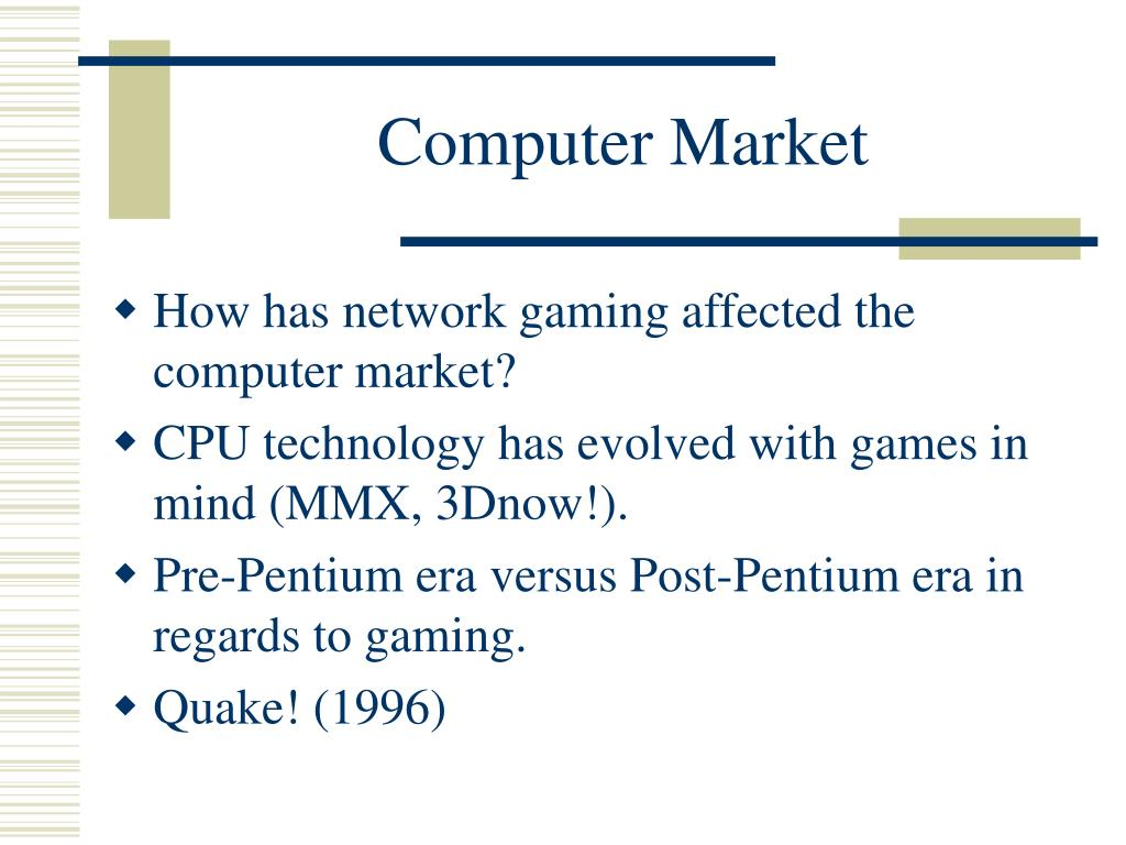 Computer Market