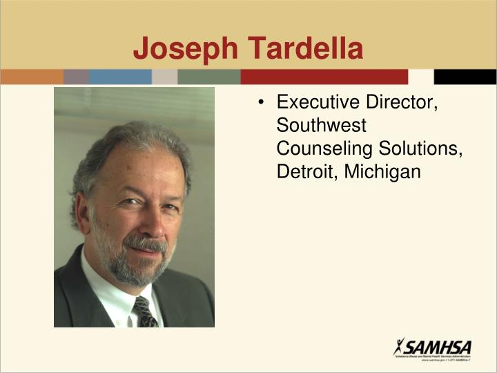 Joseph Tardella