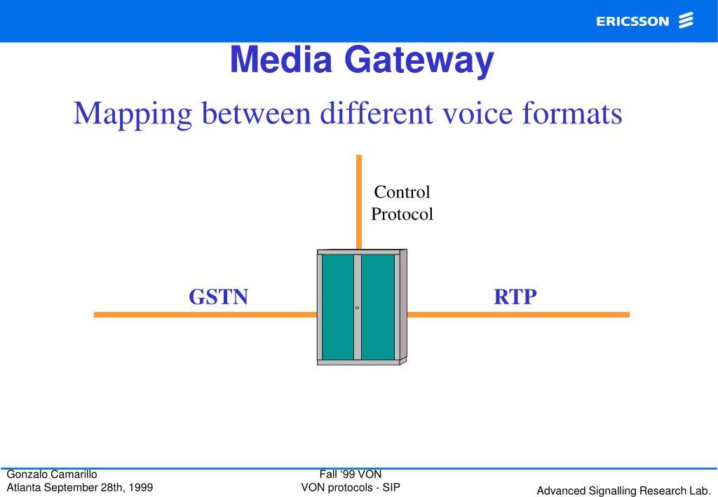 Media Gateway