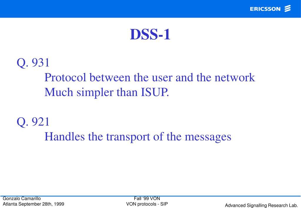 DSS-1