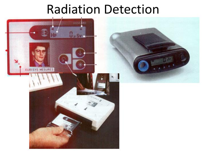 Radiation Detection
