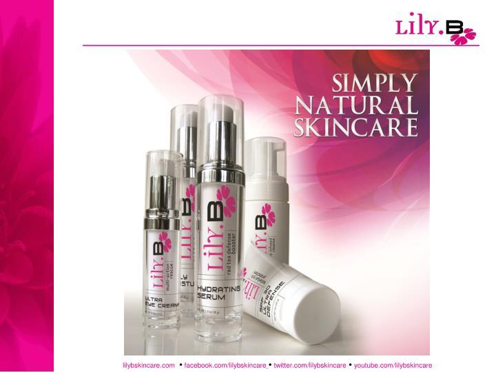 lilybskincare.com