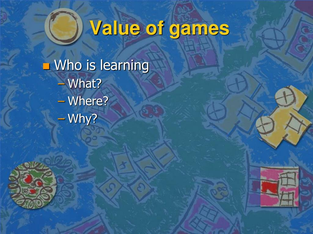 Value of games