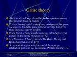 game theory2
