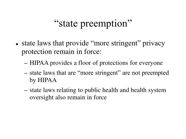 """state preemption"""