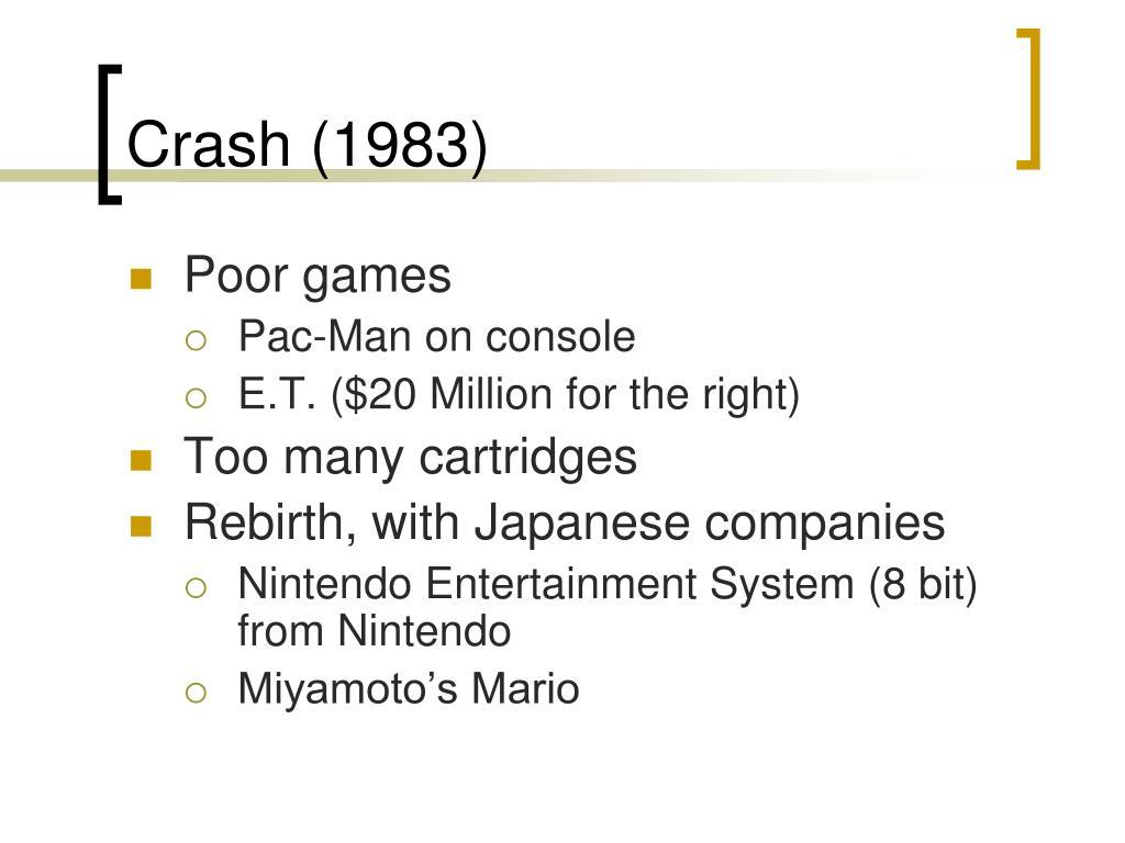 Crash (1983)