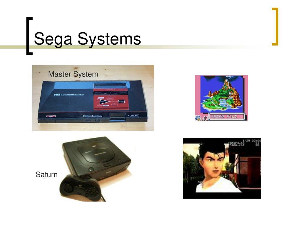 Sega Systems