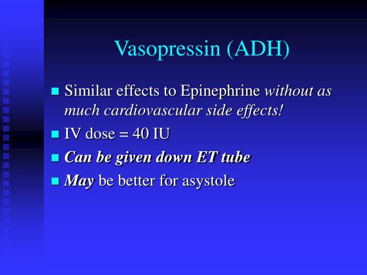 Vasopressin (ADH)