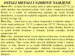 ostali metali i njihove namjene2