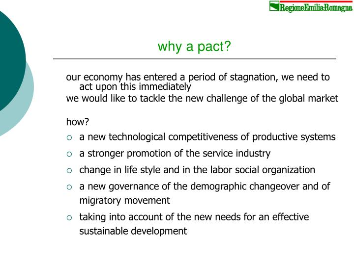 why a pact?