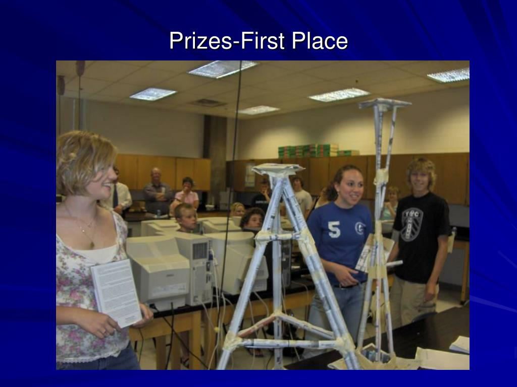 Prizes-First Place