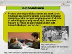 2 sosialisasi