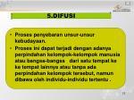 5 difusi