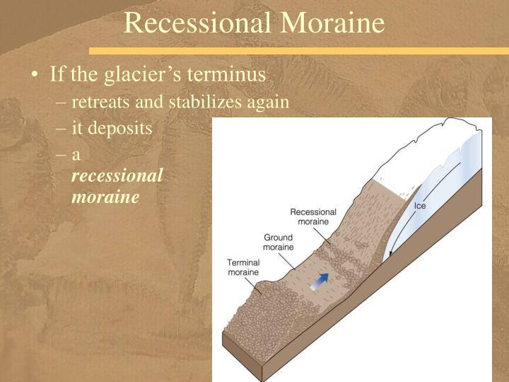Recessional Moraine