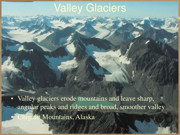 Valley Glaciers