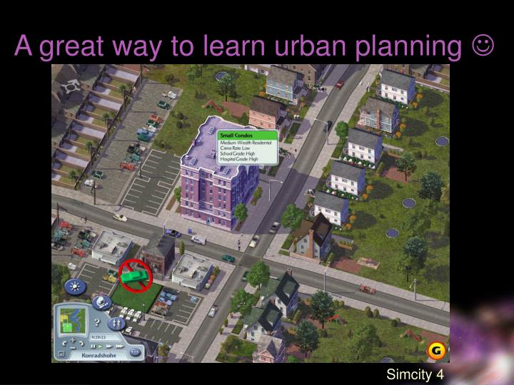 A great way to learn urban planning