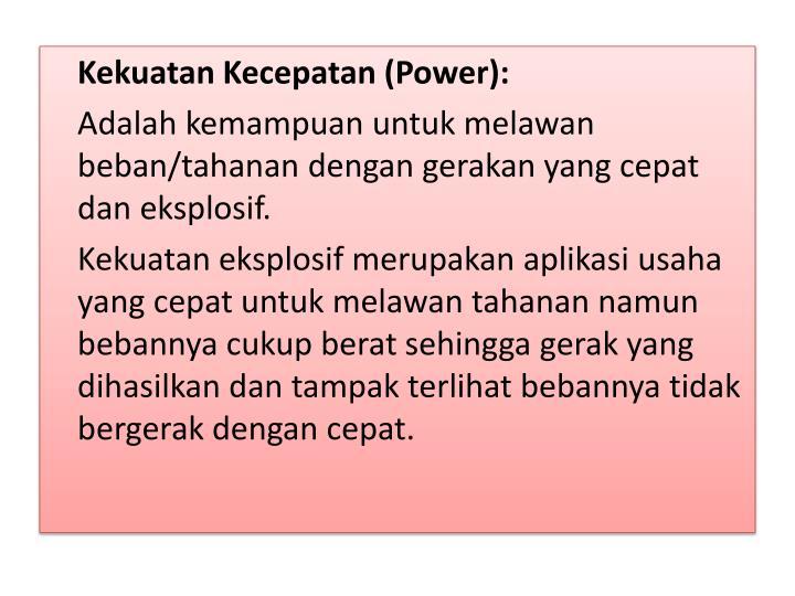 Kekuatan
