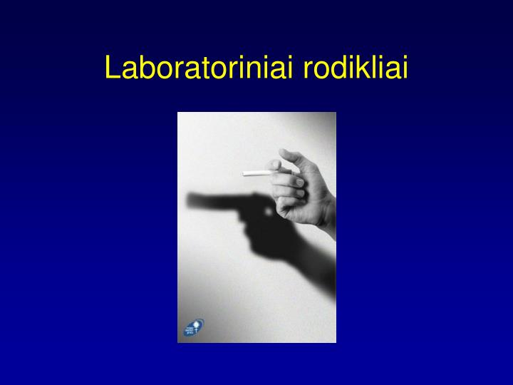 Laboratoriniai rodikliai