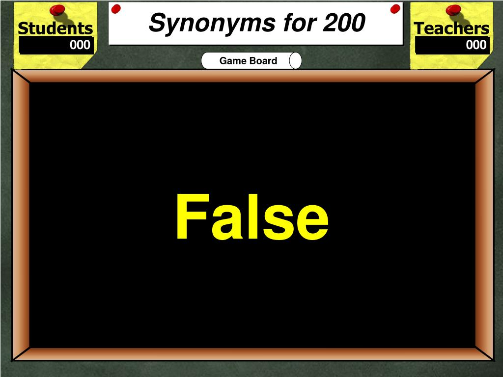 Synonyms for 200