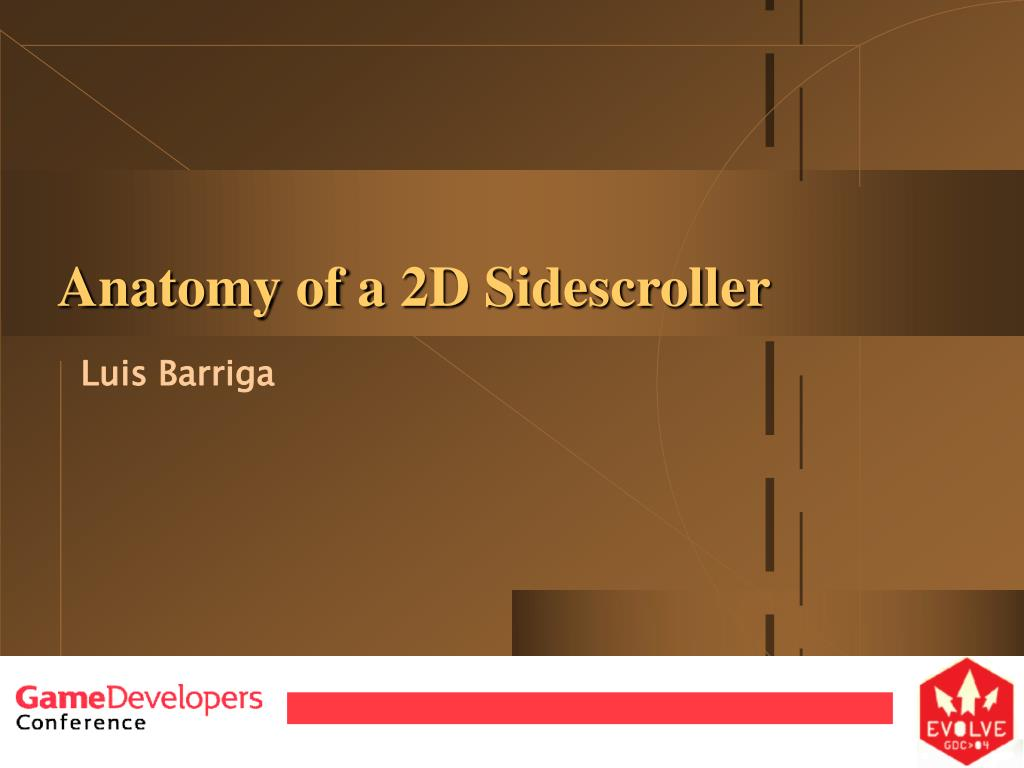 Anatomy of a 2D Sidescroller