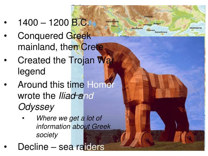Mycenaens