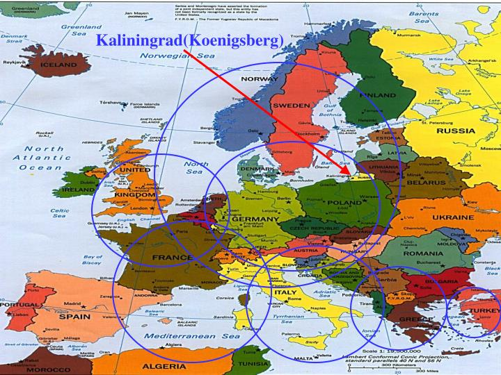 Kaliningrad(Koenigsberg)