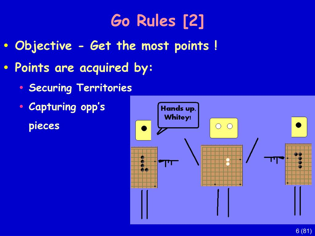 Go Rules [2]