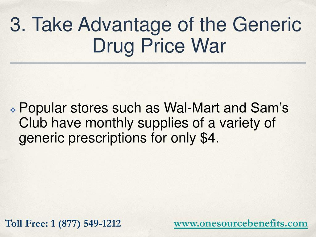 3. Take Advantage of the Generic