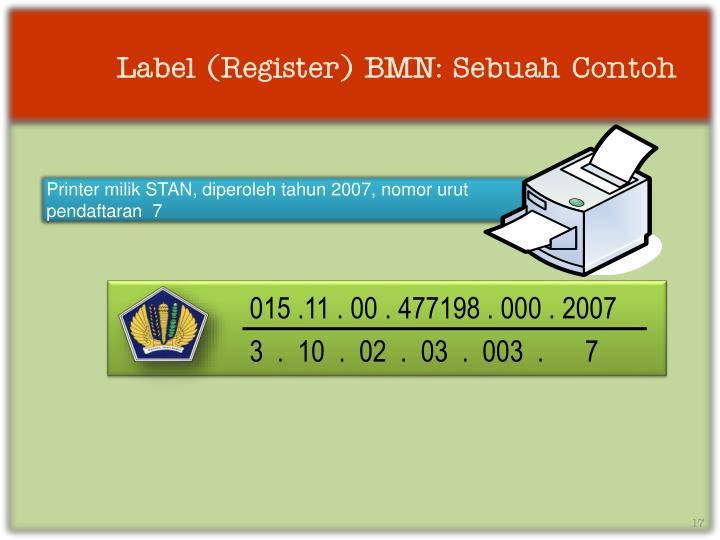 Label (Re