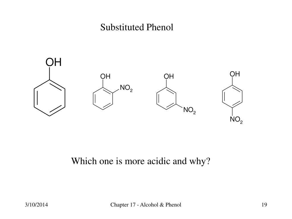 Substituted Phenol