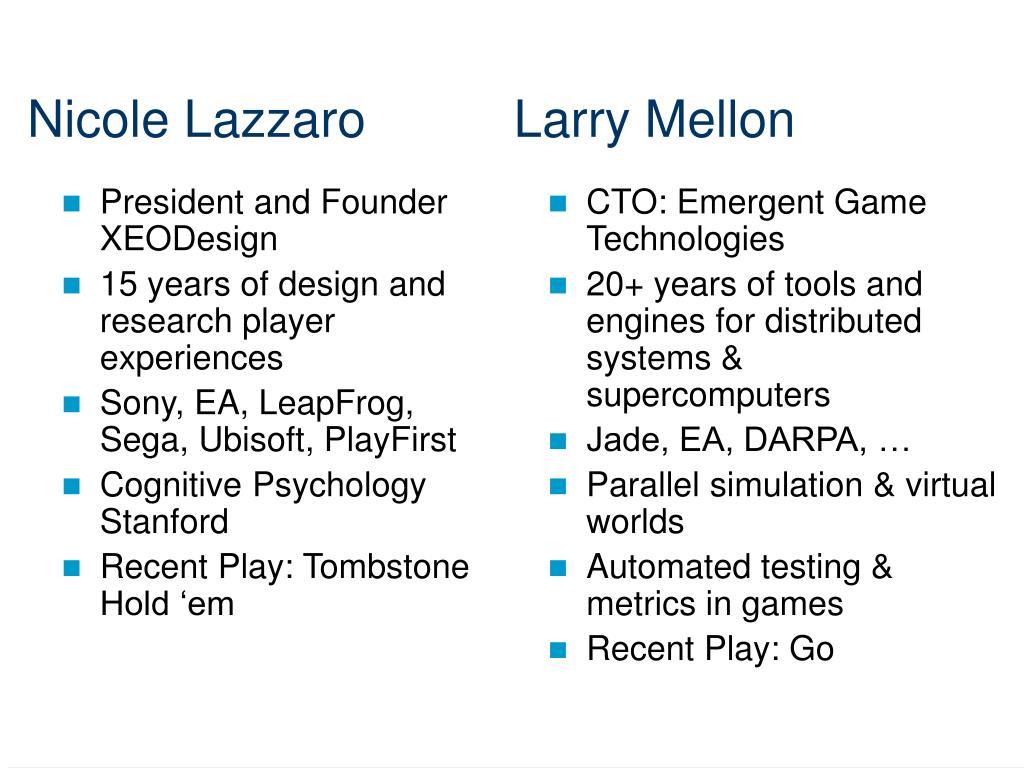 Larry Mellon