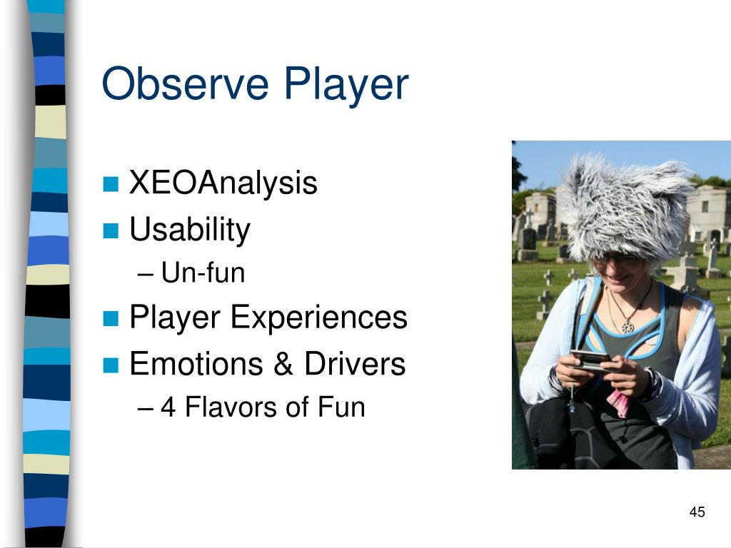 Observe Player