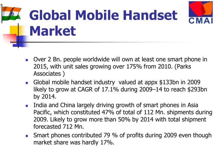 Global Mobile Handset Market