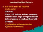 lanjutan klasifikasi gulma4