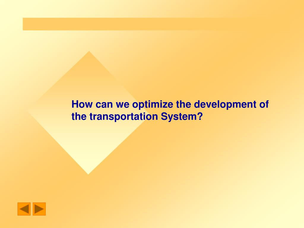 How can we optimize the development of