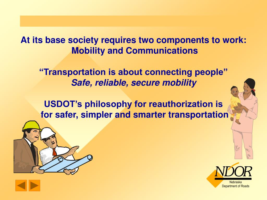 At its base society requires two components to work: