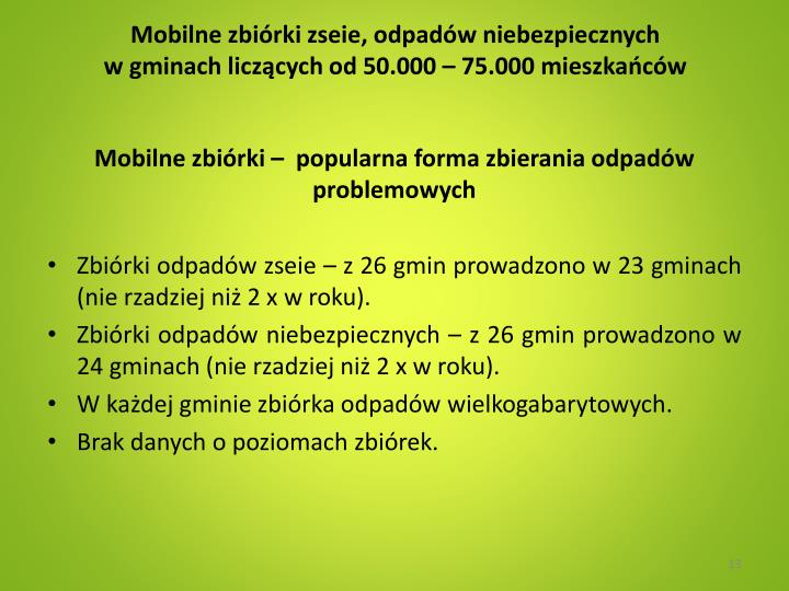 Mobilne zbiórki