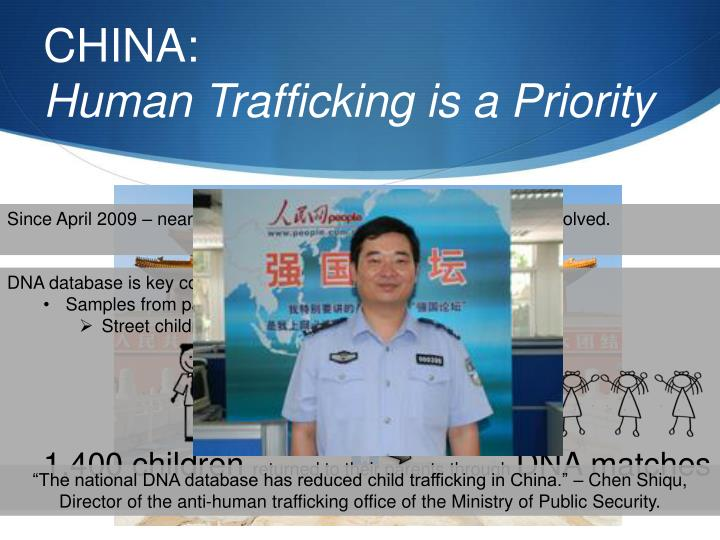 chinese human trafficking toward united states essay