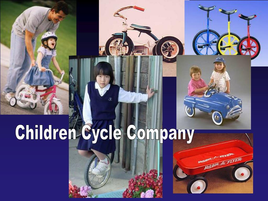 Children Cycle Company