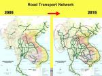 road transport network